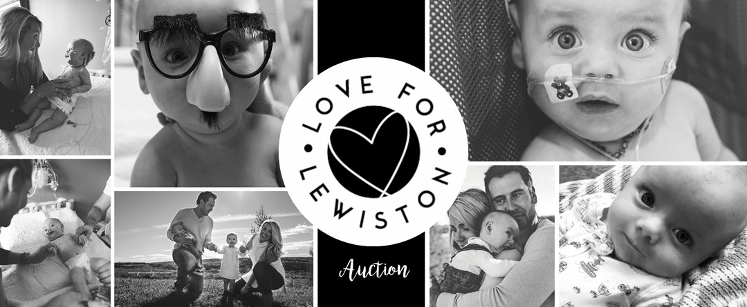 Love for Lewiston Silent Auction – Ends Tomorrow!